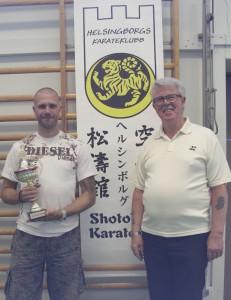 Årets Karate Ka